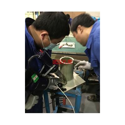 大槽罐挤出枪焊接机WELDY威迪PVC水管焊接机