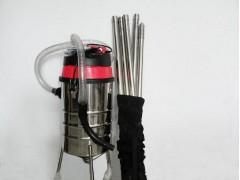 电动粮食取样器,深层取样器
