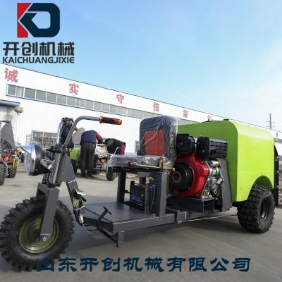 厂家自销自走式风送喷雾机 农药喷洒机